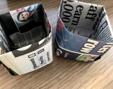 Paper-pots