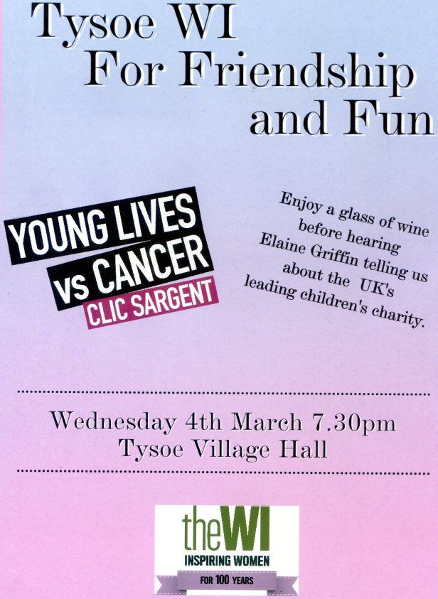 WI poster Clic Sargent (2)